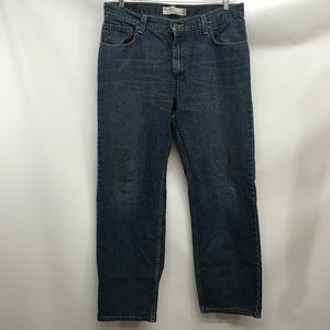 Men's Levi 559 Relaxed Straight Jeans sz 36